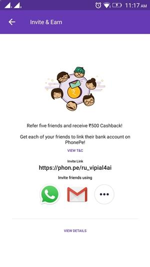 phonepe-app-reffer