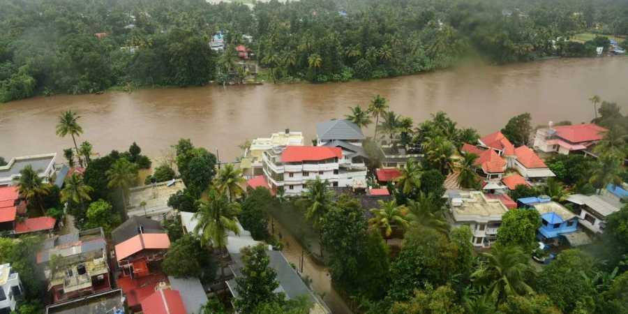 kerala flood 2