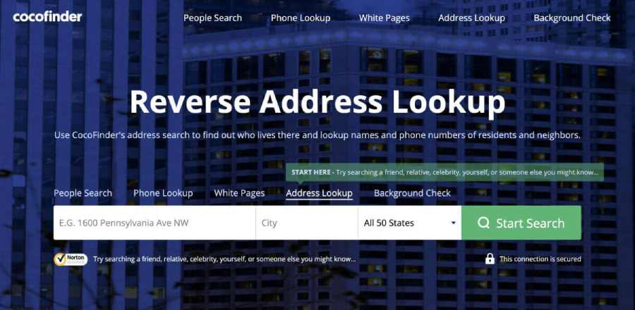 reverse-address-lookup