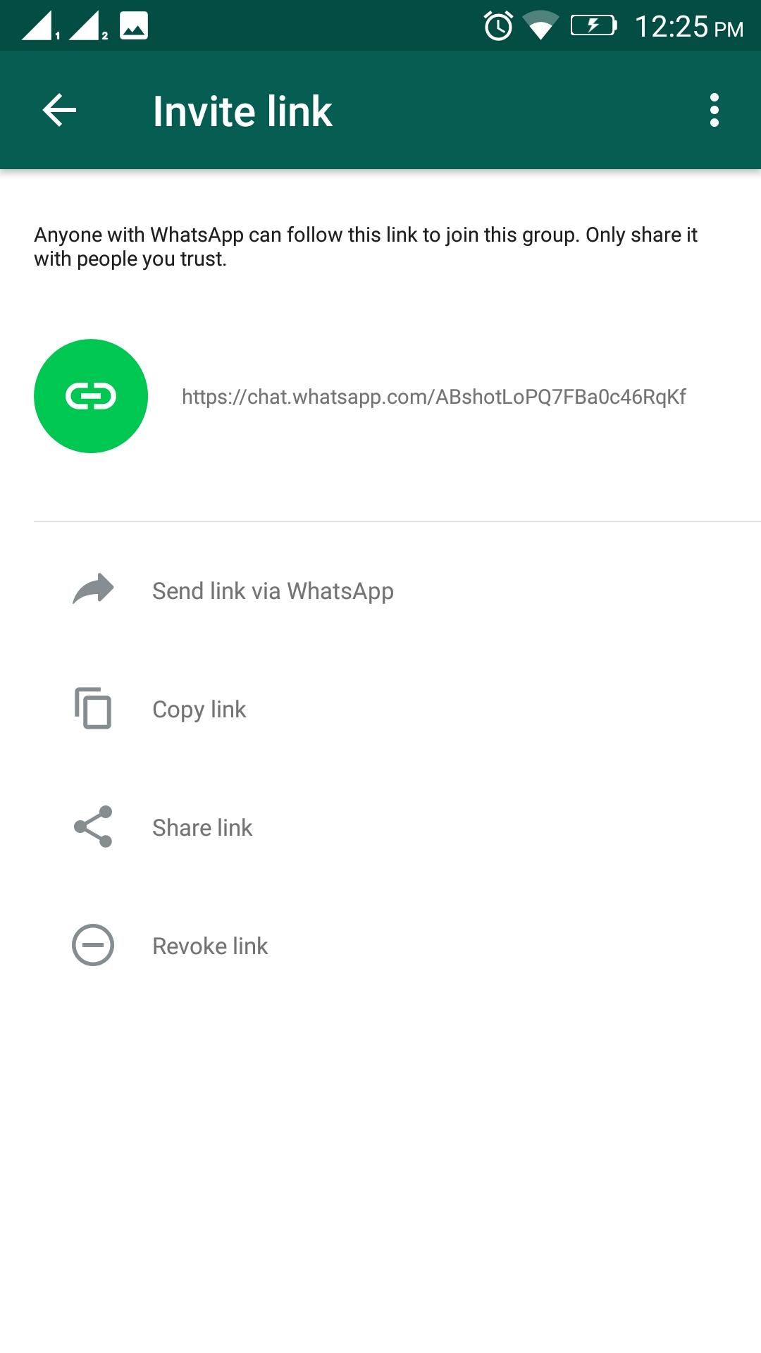whatsapp group invite link 5