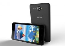 Ebay offered Intex Aqua Style X at a price of Rs. 4,890