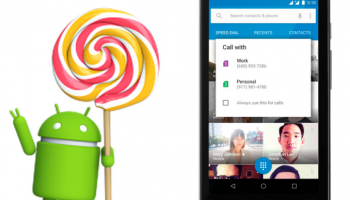 Google Releases Android Lollipop 5.1 for Nexus Devices
