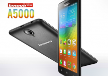Lenovo A5000 with 4000mAh battery launched in India at a Price of Rs. 9999