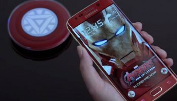 Samsung Launches Galaxy S6 Iron Man Limited Edition Smartphone