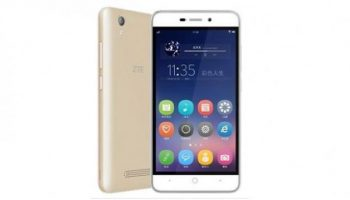ZTE Q519T with Android Lollipop and 4000mAh Battery Launched