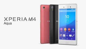 Sony Xperia M4 Aqua launched in Indian Market at a Price of Rs. 24,990