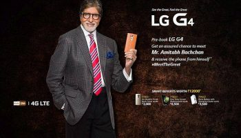 LG G4 Will be available in India from June 19