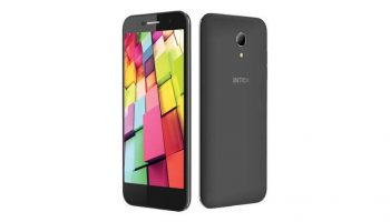 Intex Aqua 4G+ With 13MP Camera Launched at Price of Rs. 9,499
