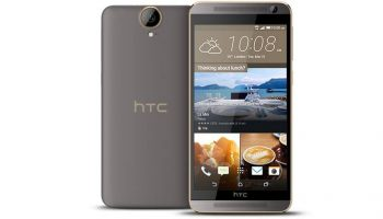 HTC One E9+ With 5.5-Inch Display, Launched at Price of Rs. 36,790