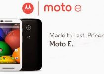 Motorola Moto E – 2nd Generation at a price of Rs 7999