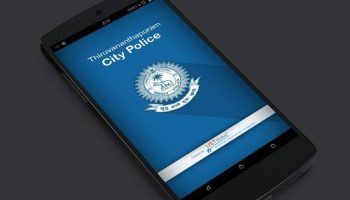 Kerala Police's iSafe Citizen Safety App Wins Award