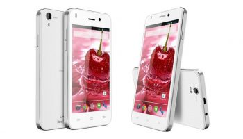 Lava Iris X1 Atom S With 3G and 5MP Camera Launched at Price of Rs. 4,149