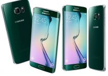 Samsung Galaxy S6 Edge Green Emerald Colour Variant Launched