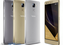 Huawei Honor 7 With 20MP Camera Launched in China