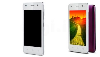 iBall Andi Class X – New budget phone with 4-Inch Display Launched at Rs. 3,999