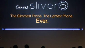 Micromax Canvas Sliver 5 Launched at Price Rs 17,999