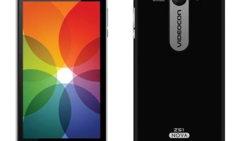 Videocon Infinium Z51 Nova Launched at a Price of Rs. 5,400