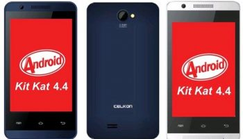 Celkon Campus A35K Remote – Budget Smartphone Launched at Rs. 3,199
