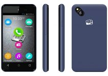 Micromax Bolt D303 – 3G Budget Smartphone Launched at Rs. 3,499