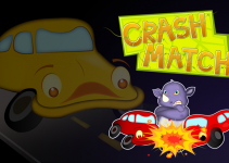 Crash Match – Free Puzzle Car Matching Game Launching Soon