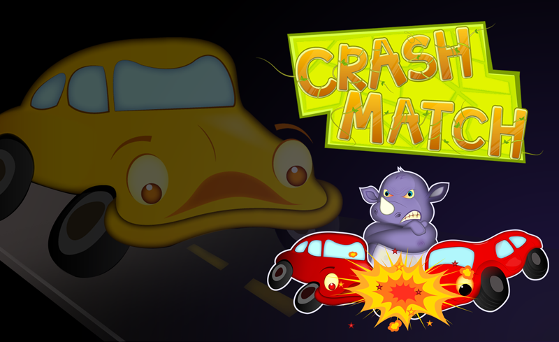 Crash Match Puzzle Game