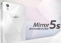 Oppo Mirror 5s With 4G and 8MP Camera Launched