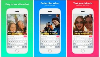 Yahoo Live Text – New Video Messenger Application