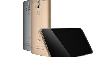 ZTE Axon Lux with 13MP Camera and 3000mAh Battery Launched