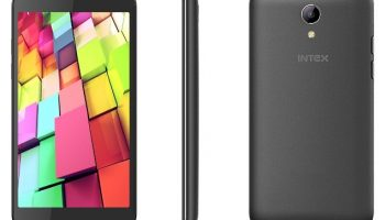 Intex Cloud 4G Star With Android 5.0 Lollipop and 13MP Camera Launched at Rs. 7,299