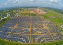 India launches world's first solar-powered airport at Kochi in kerala