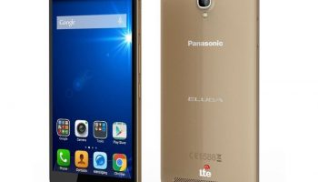 Panasonic Eluga Icon With 13MP Camera and 3500mAh Battery Launched at Rs. 10,999