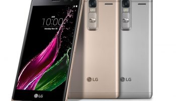 LG Zero Smartphone With Full Metal Body and 4G LTE Support Launched