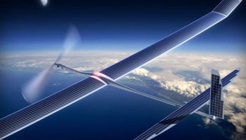 Google Tested First Drone Based Internet Service for Project Skybender