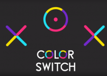 Color Switch Falls To The No. 2 Games Slot (But Is Still As Addictive As Ever)