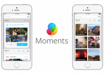 Facebook's Private Photo-Sharing App Moments Now Supports Video