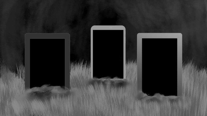 tablet graveyard