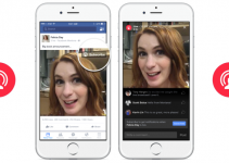 Facebook fights Periscope by showing Live videos higher than saved streams