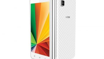 Intex Aqua Twist with 5MP Camera and 2200mAh battery launched at Rs. 5,199