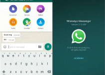 WhatsApp Document Transfer on Android