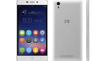 ZTE Blade D2 With 5MP Camera and 4000mAh Battery Launched