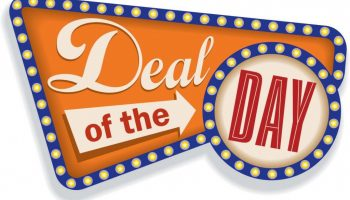 Deal of The Day – 31st August 2016