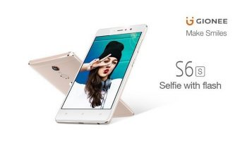 Gionee S6s Selfie Focused Smartphone with 8MP Front Camera to Launch Today