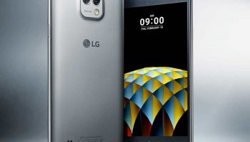LG X CAM With Dual Rear Cameras and 4G VoLTE Launched in India