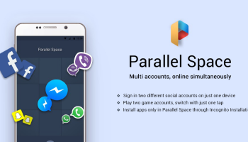 Parallel Space to Install Two WhatsApp on Your Android