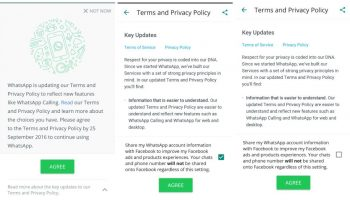 WhatsApp Privacy Policy – How to Not share Phone Number Information