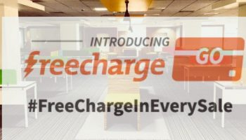 FreeCharge Go – Free Virtual Card to make Payment in India