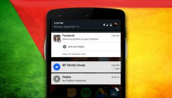 Android – How to Turn off Push Notifications from websites in Chrome