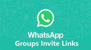 whatsapp groups link