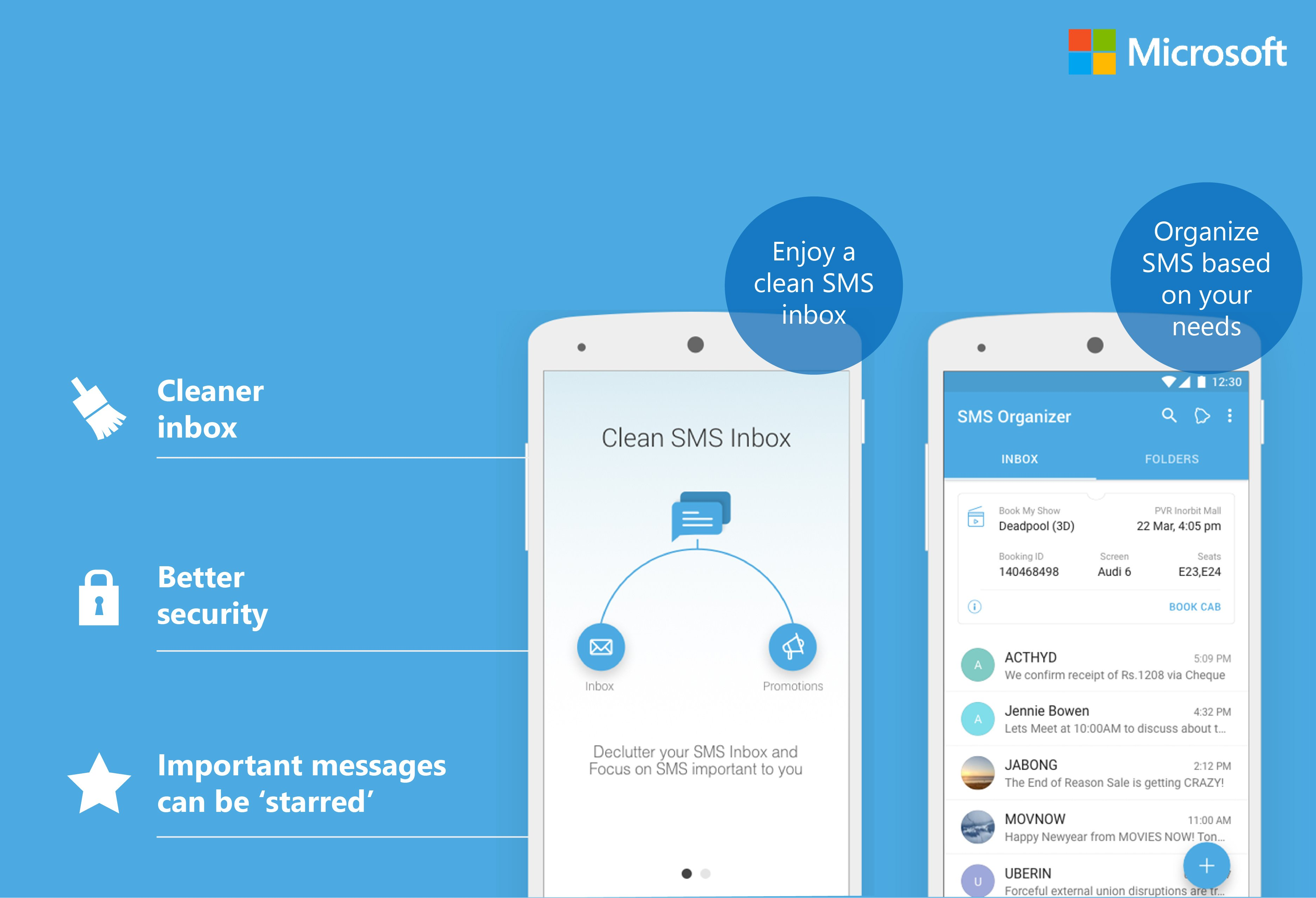 Microsoft-SMS-Organizer-Best-SMS-App