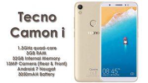 Tecno-Camon-I